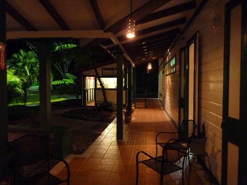 Jayuya, Hacienda Gripinas balcony