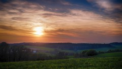 (Sunset) HDR (G.Speck) Tags: abend sonnenuntergang filter nd hdr gnd mittelneufnach
