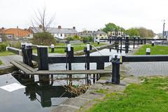 Blackhorse Lock, Dublin. (piktaker) Tags: ireland lock eire grandcanal blackhorse roi inchicore republicofireland waterwaysofireland lockno3