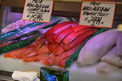 Pike Place Fish Market 2 (27) (Tommy Hjort) Tags: seattle travel usa fish market pikeplacemarket fishmarket fisk marknad