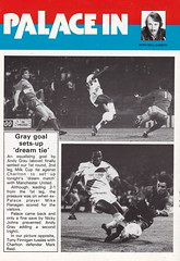 Crystal Palace vs Manchester United - 1986 - Page 12 (The Sky Strikers) Tags: road park cup magazine manchester milk official crystal united palace to british eagles telecom hummel wembley 50p matchday selhurst
