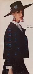 Vogue Editorial September 1965 (moogirl2) Tags: 60s retro vogue editorial 1965 irvingpenn vintagefashion 60sfashion vintagevogue 60shair vintagefashionphotography