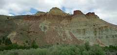 John Day Fossil Beds National Monument (chuckrn) Tags: oregon cathedralrock johndayfossilbedsnationalmonument sheeprockunit