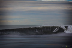 PAINTED BARREL (Joel Coleman Photography) Tags: ocean storm man sport surf waves power sydney wave australia surfing