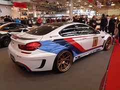 BMW 6er Coupe (911gt2rs) Tags: performance m custom tuning messe motorsport widebody bodykit prior f13