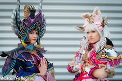 Romics XIX (Walter Pellegrini) Tags: walter italy anime roma photo costume cosplay manga videogame masquerade fumetti cosplayer xix fiera pellegrini photografer romics youtuber