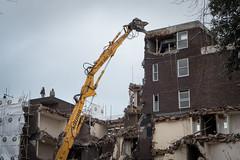 P1100534 (Conrad Blakemore Photography) Tags: destruction demolition komatsu rubble shear longreachexcavator hyelm