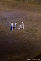 Who Killed Snowy  Crime Scene Investigation credits Johnny Tucker