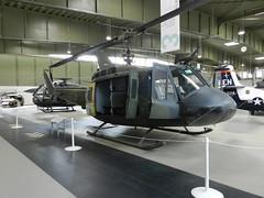71+42 Dornier UH-1D Iroquois (graham19492000) Tags: berlin iroquois dornier uh1d 7142 gatowmuseum