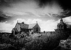 Abandoned Faith .... (MMiPhoto) Tags: abandoned church mausoleum hopper standrew xf consett shotley 14mm kilnpithill