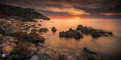 Canonge last hour (Eden Exposito) Tags: portdescanonge landscape balearicislands goldenhour horizontal color europe painting spain colour