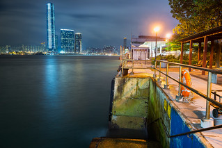 HK Pier and Harbour