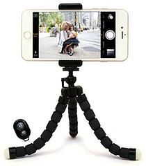 camera black digital stand tripod style smartphone... (Photo: saidkam29 on Flickr)