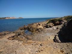 Menorca. Bini-mela. Jun. 16. 4 (joseluisgildela) Tags: menorca playas mediterrneo binimella camdecavalls