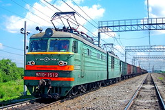 VL10-1513 (zauralec) Tags: kozыrevo stations vl101513 элнектровоз локомотив поезд ржд rzd вл10 vl10 станция козырево вл101513 1513