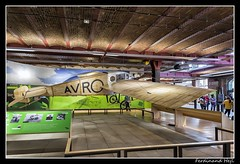 AVRO_Museum of Science and Industry_Manchester_England (ferdahejl) Tags: england manchester avro museumofscienceandindustry