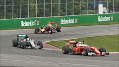 Grand Prix leaders (sbeaudoin01) Tags: ca canada race montral f1 grandprix formulaone qubec redbullracing scuderiaferrari lewishamilton sebastianvettel maxverstappen mercedesamgpetronas