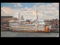IMG_3489 Princess Royal (mikemcfallphotography) Tags: princessroyal liverpool liverpoolwaterfront liverpooldocks mikemcfall michaelmcfall merseyside mersey rivermersey habichtii restad balticai baltica