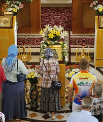 A cross procession from the village of Nikolskoe to the village of Adamovka / Крестный ход из Никольского в Адамовку (67)