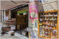 Epicerie (Christophe Hamieau) Tags: athens athnes europe greece grce boutique bread grocery honey miel pain shop picerie