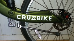 Kickstand bumper (gunnsteinlye) Tags: bicycle norway quest recumbent skien cruzbike