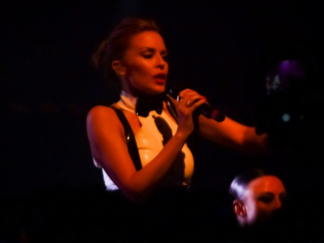 Kylie Minogue - La Gaîté Lyrique, Paris (2014)