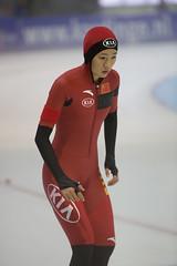 A37W7645 (rieshug 1) Tags: speedskating schaatsen eisschnelllauf skating worldcup isu juniorworldcup worldcupjunioren groningen kardinge sportcentrumkardinge sportstadiumkardinge kardingeicestadium sport knsb ladies dames 500m