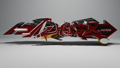 hoper by anhpham88 (Hoper 1) Tags: wallpaper graffiti design 3d artist drawing digitalart adobe illustrate hoper digitalsketch digitalgraffiti graffiti3d vectorgraffiti photoshopcs6 vectorpiece