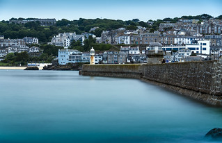 Smeaton's Pier, St Ives, Cornwall