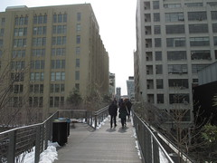 High Line Snow Covered Railroad Overpass Tracks to Nowhere 8312 (Brechtbug) Tags: road park street new york city nyc railroad winter urban snow streets west art architecture garden way design march high downtown gallery path walk manhattan district balcony packing side nowhere tracks overpass rail pedestrian mini el meat line midtown covered mezzanine transportation boardwalk former elevated blizzard derelict reclamation highline skyway redesign the remodeled 2015 03072015