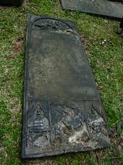 Graves at Jodensavanne