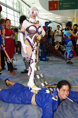 IMGP4718 (Photography by J Krolak) Tags: costume cosplay ivy masquerade ax2006 animeexpo2006 ax06 ivyvalentine