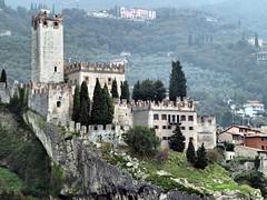 Malcasine Castle 038 (saxonfenken) Tags: castle fort italy malcasine waterside lakegarda 38italy 38 pregamewinner gamewinner