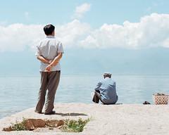 Untitled (richardhwc) Tags: china 120 film mediumformat pentax kodak 6x7 yunnan dali portra400 105mmf24