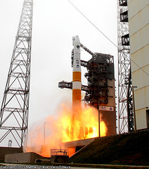 """A ULA Delta IV Medium Launches GPS IIF-9 • <a style=""""font-size:0.8em;"""" href=""""http://www.flickr.com/photos/12150483@N04/16760021209/"""" target=""""_blank"""">View on Flickr</a>"""
