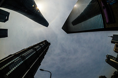 DSC_0277-8 (tamas.doczi) Tags: china skyline nikon skyscrapers shanghai fisheye    pudongskyline   theopener wordfinancialcentershanghai