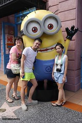 P1230873 (julie11151111) Tags: travel singapore universal studios sentosa  minion