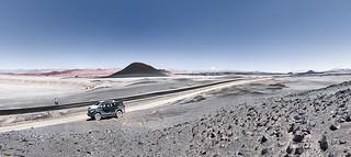 Ruta Provincial 43  Volcán el Condor (II)