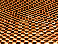 Radio Grill 'Choir'... (BAKAEDAR) Tags: abstract macro texture grid pattern grill symmety robertsradio macromondays takesomethingordinary