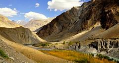 Autumn Sonata (mala singh) Tags: autumn india mountains valley himalayas spiti himachalpradesh