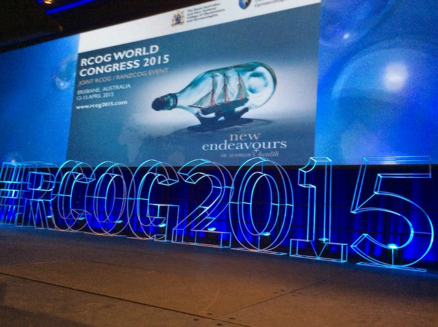 Thumbnail for Day 1: RCOG World Congress 2015