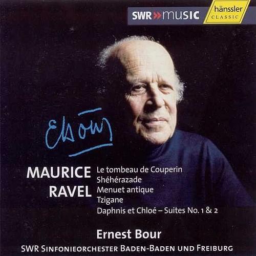 Ravel Tombeau Of Couperin Sheherazade Menuet Antique Tzigane Arleen Haenssler Classics Classical