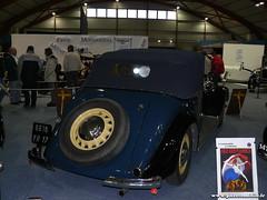 Expo La Rochelle - Hotchkiss - 1935 (Deux-Chevrons.com) Tags: auto france classic car automobile war automotive voiture pre coche oldtimer larochelle guerre avant ancienne cabriolet 1935 prewar hotchkiss classique avantguerre