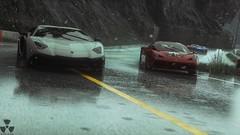 Lamborghini Aventador LP 720-4 50 Anniversario vs Ferrari 458 Speciale (Spara_91) Tags: ferrari lp lamborghini speciale anniversario 458 ps4 50 7204 aventador driveclub