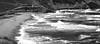Amiti Bay BW (phunkstarr) Tags: bw white black beach blackwhite greece paros galini amiti