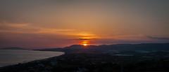 Tramonto su Manfria (Matteo_Orl) Tags: sunset italy panorama sun italia tramonto 25 sicily aprile sicilia gela manfria