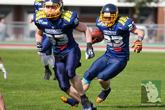 "RFL15 Assindia Cardinals vs. Bonn GameCocks 12.04.2015 050.jpg • <a style=""font-size:0.8em;"" href=""http://www.flickr.com/photos/64442770@N03/17125806515/"" target=""_blank"">View on Flickr</a>"