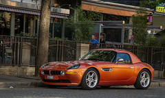 orange brown bmw marron z8 •photography •super •canon •cars •car •voiture •flickr •sport •awesome •worldcars •supercars •exotic •expensive •hypercars •supercar •spotting •spotted •streetcars •sportscars •worldofcars •6d •2015 •sportscar •spot