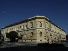 County Hall, Szentes, Hungary (The Broccoli) Tags: hungary ungarn szentes hungria ungheria magyarorszg hungra hongarije hongrie
