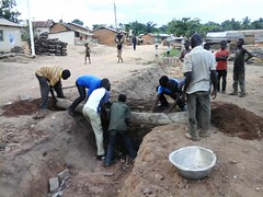 Waqare amal at Tabita before Commissioning of mosque (5) (Ahmadiyya Muslim Youth Ghana) Tags: new amal eastern region mosques youths ahmadi commissioned mka majlis ahmadiyya mkaer khuddamul waqare